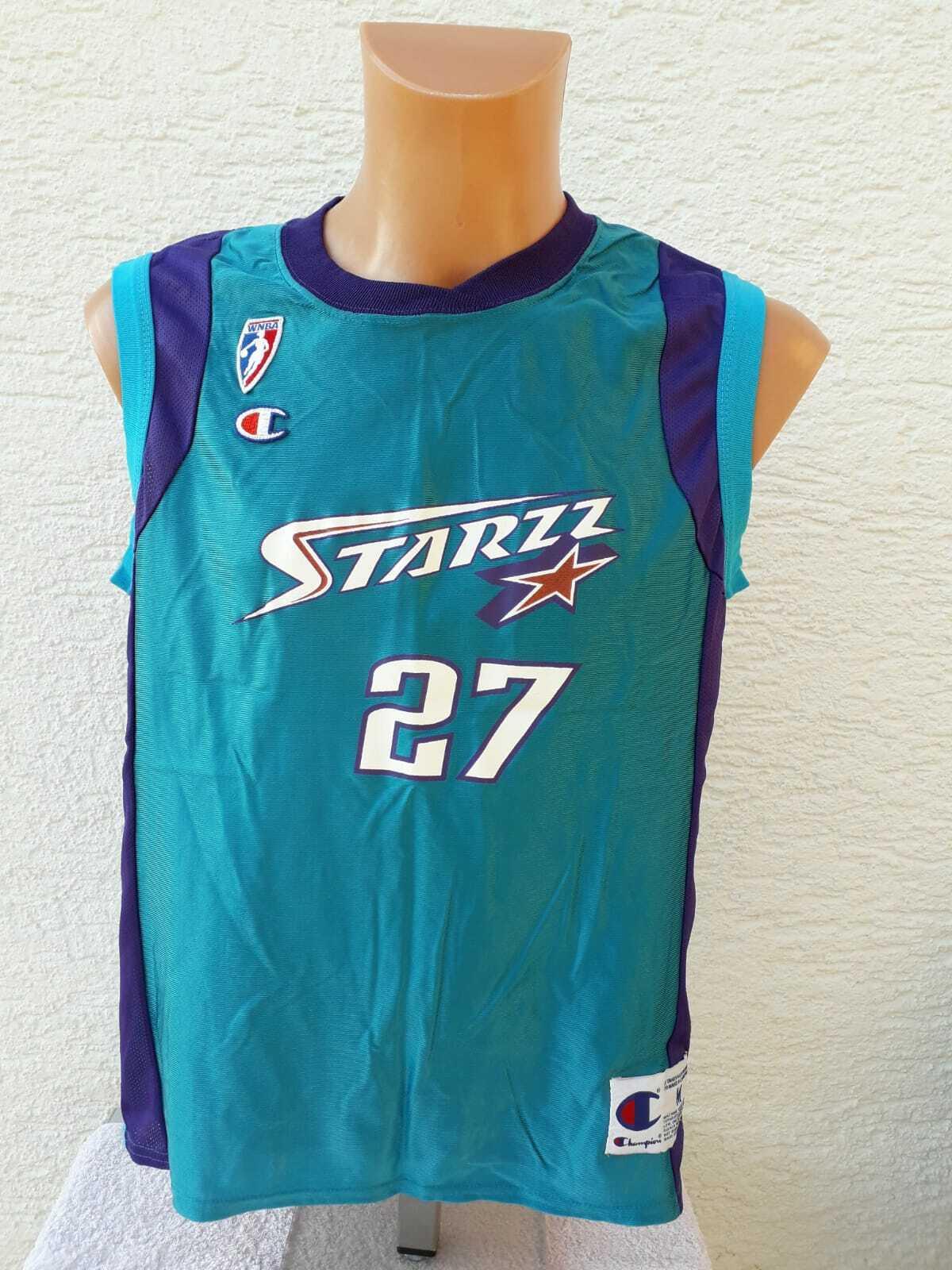 Utah Starzz Trikot WNBA Champion Jersey Shirt Basketball Women Damen Tank Top M