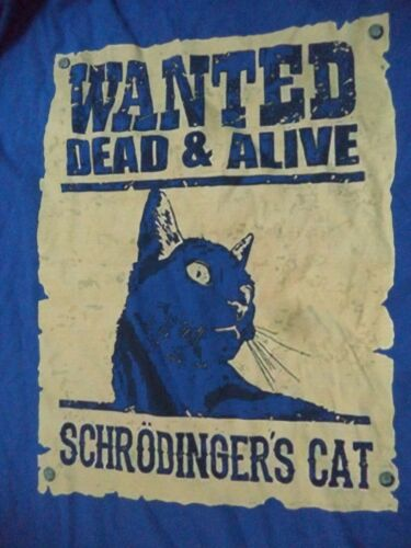 Wanted Dead & Alive Schrodinger