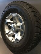 """TOYOTA LANDCRUISER 79 GXL MY17 16"""" GENUINE ALLOY WHEEL AND TYRE Carramar Fairfield Area Preview"""