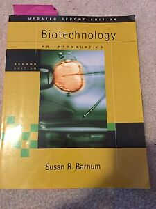 biotechnology Text book
