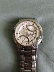 Men's Festina Dual Time Watch