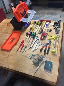 Tool set and 2 tool boxes Gladesville Ryde Area Preview