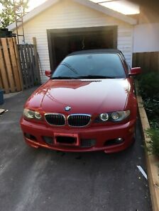 BMW convertible 2004 for sale