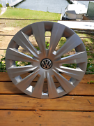 Genuine VW hubcap wheel cover. Part number PA66-MD15 Phegans Bay Gosford Area Preview