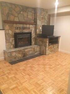 *Nelson Uphill*-One bedroom walk out basement suite