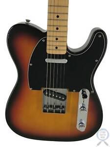 Fender Telecaster, '72, 3 Tone Sunburst, 1997