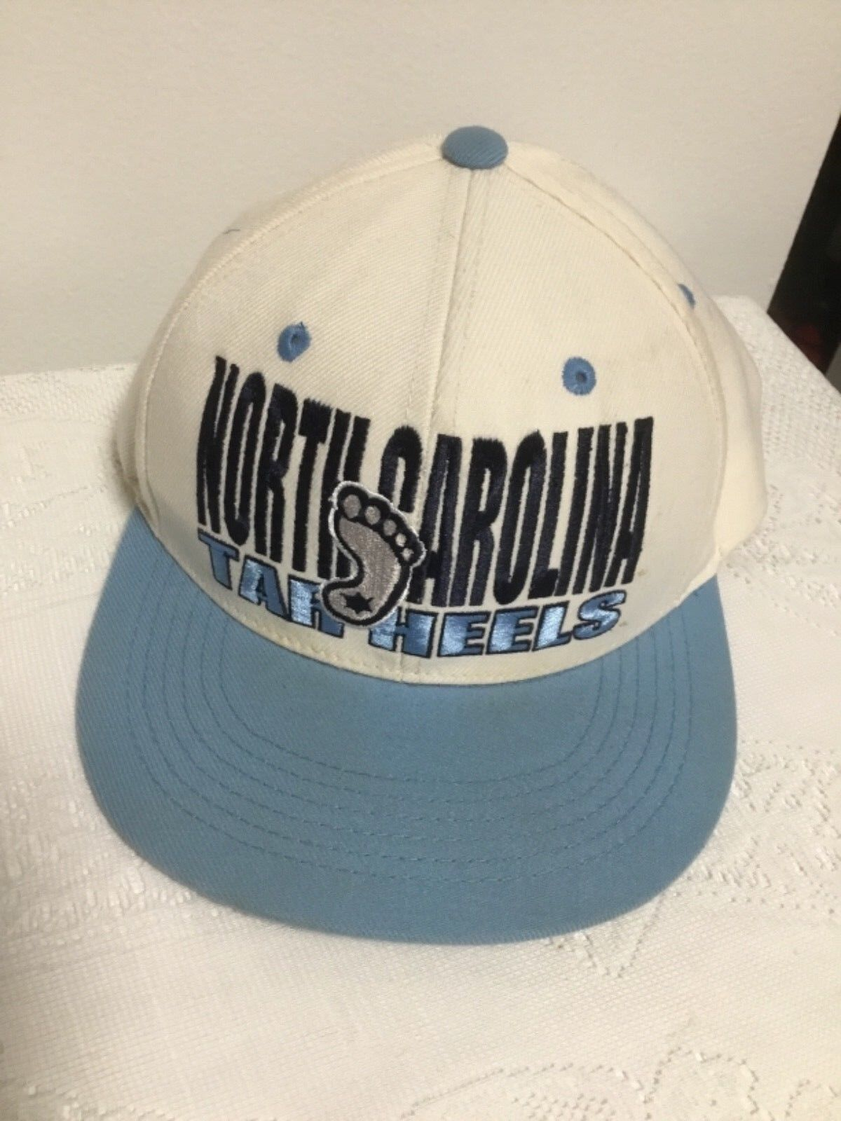professional sale best sneakers cost charm NORTH CAROLINA TAR HEELS NCAA HAT SNAP BACK ADJUSTABLE TOP OF THE ...