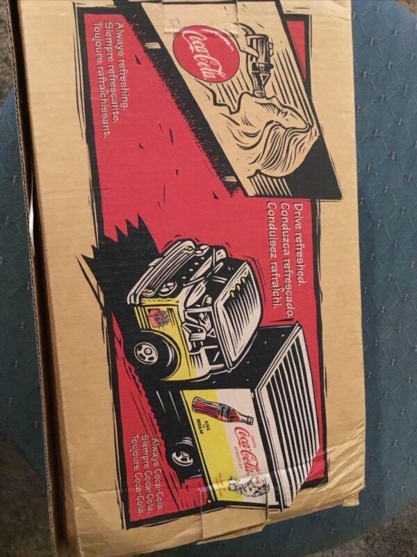 Vintage Coca-Cola Coke 1958 C800 Delivery Truck 1998