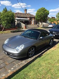 For sale Porsche 996 3.6 911 c2 convertible cab Moonee Ponds Moonee Valley Preview