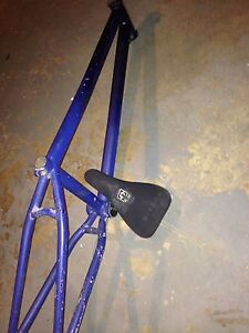 Fit frame, seat and a full link chain