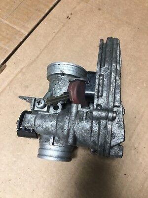 Vespa Throttle Body With Master Key Parts #843017 - CM078201