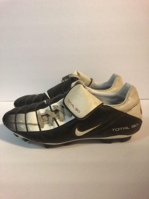 Vintage NIKE AIR ZOOM TOTAL 90 II Size 13 Mens RONALDINHO Soccer Cleats