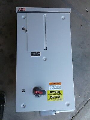 ABB AC Drive	ACH550-PCR-08A8-4+B058 5HP 3Ph Used