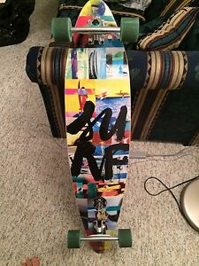 New condition long board