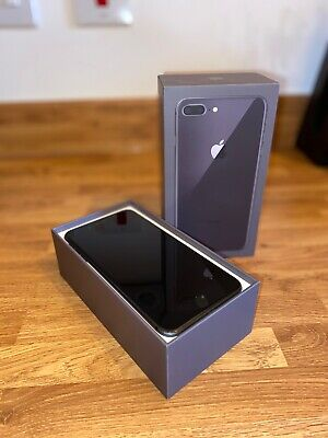 Apple iPhone 8 Plus - 64GB - Space Grey (Vodafone) A1897 (GSM)