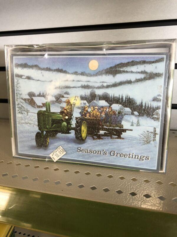 John Deere Season's Greetings Cards