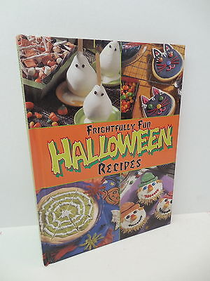 Frightfully Fun Halloween Recipes Cookbook Cookies Candies Chocolate Desserts