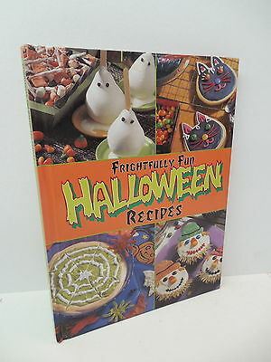 Frightfully Fun Halloween Recipes Cookbook Cookies Candies Chocolate Desserts](Chocolate Halloween Desserts)