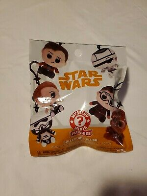 Funko Pop! Star Wars Solo Mystery Mini Collectible Plush Keychain New Sealed A3