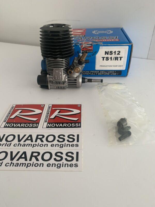 NEW Novarossi NS12 TS1/RT