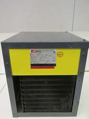 Zeks Air Drier Corporation Model 18hsba100 Ser.no.84075-5 115v 1ph 43221th