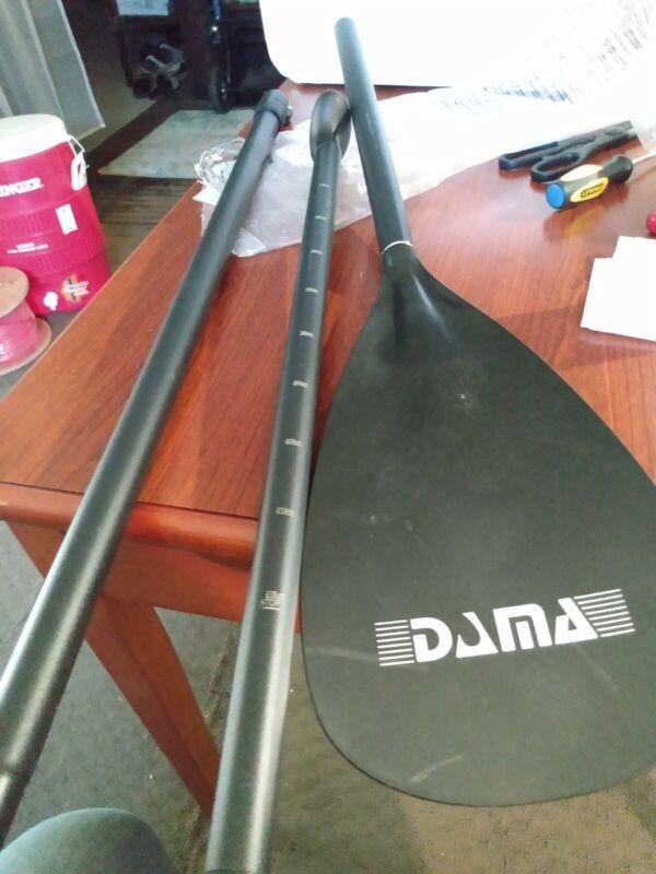 Dana 3-piece Carbon Fiber Paddle