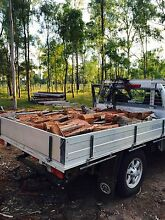 Firewood, seasoned ironbark delivered Ipswich Ipswich City Preview