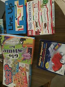 Games to keep kids busy Leeming Melville Area Preview