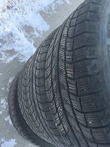 255/70 R17 Michelin winter tires