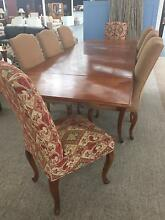 Candlewick Furniture French Provincial dining set Essendon Moonee Valley Preview
