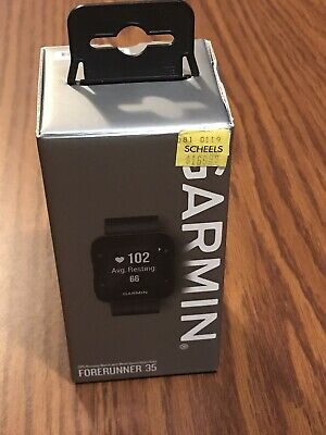 Garmin Forerunner 35 GPS Running Smartwatch w/Active Band