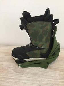 Burton Step on bindings and Ruler boots   US Size 10. Avalon Pittwater Area Preview