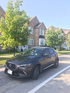 For sale 2017 CX-3 GT