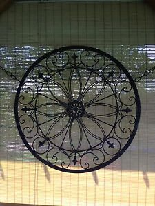 "Garden Decor 30"" in diameter"