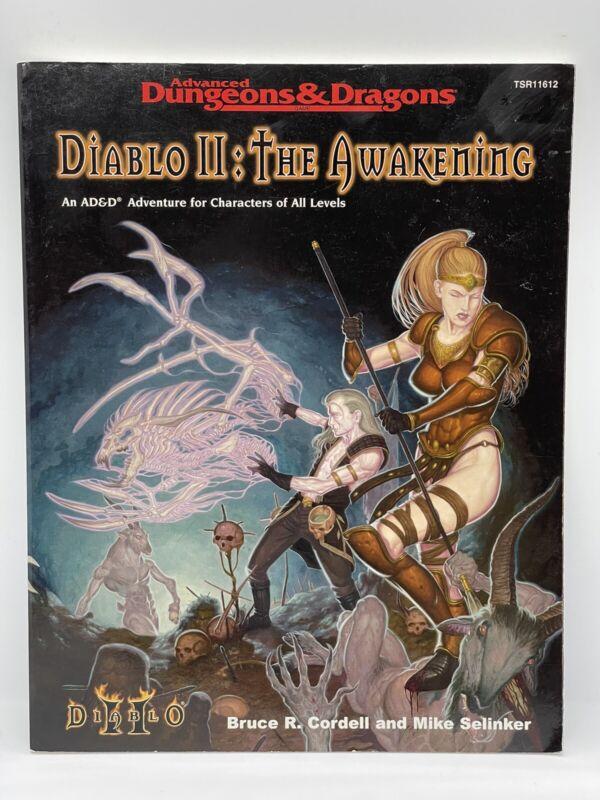 AD&D: Diablo II: The Awakening - TSR 11612 - WTC