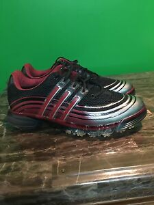Adidas Powerband Golf Shoes - Size 8.5