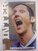 Inter 15 Campioni D'italia - Interminetor - inter - ebay.it