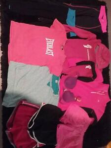 Bulk lot of sports clothes - Great for Gym junkies! Kurrajong Hawkesbury Area Preview