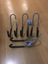 4 dual hook racks. Perfect for surfboards. Bondi Junction Eastern Suburbs Preview