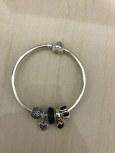 pandra bangle with charms Merrylands Parramatta Area Preview