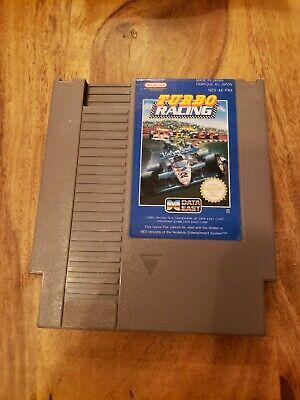 Turbo Racing (Loose)  - Nintendo NES