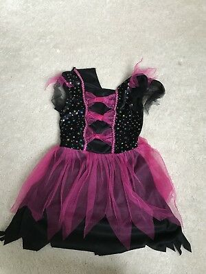 witch costume toddler 1-2 year old