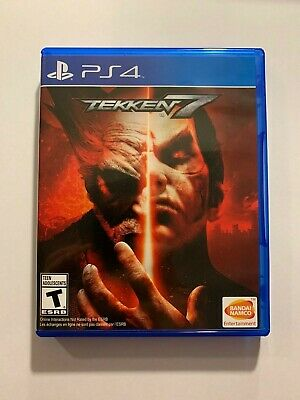Tekken 7 (Sony PlayStation 4, 2017)