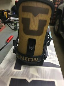Union SuperForce Bindings