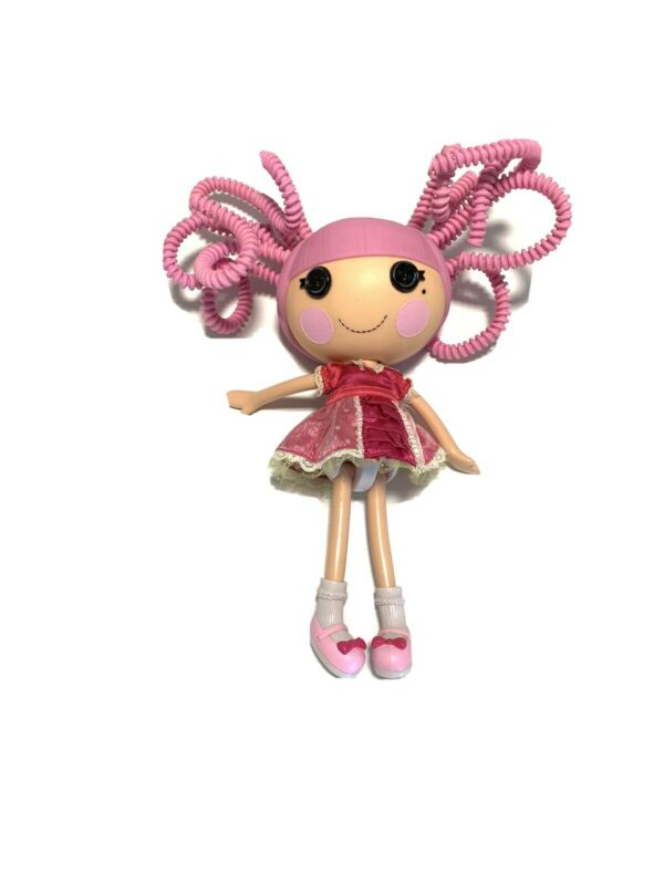 Lalaloopsy Jewel Sparkles Doll Silly Hair Pink 30CM