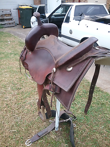 Horse saddle Windsor Hawkesbury Area Preview