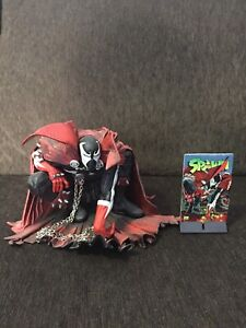 Mcfarlane toy spawn the art of spawn series 26 issue 8