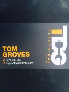 Electrician - TDG Electrical FREE QUOTES ! Scarborough Stirling Area Preview