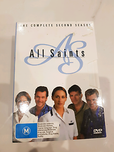 All Saints The Complete Second Season Greenacres Port Adelaide Area Preview