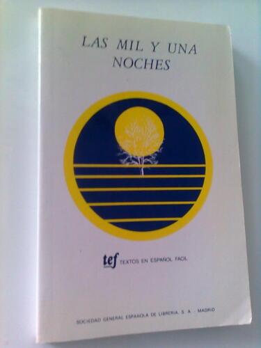 Las Mil y una Noches (Spanish Edition) by Anonimo